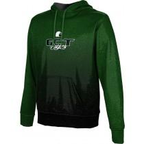 ProSphere Boys' GREEN COUNTY TECH EAGLES Ombre Hoodie Sweatshirt
