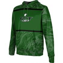 ProSphere Boys' GREEN COUNTY TECH EAGLES Ripple Hoodie Sweatshirt
